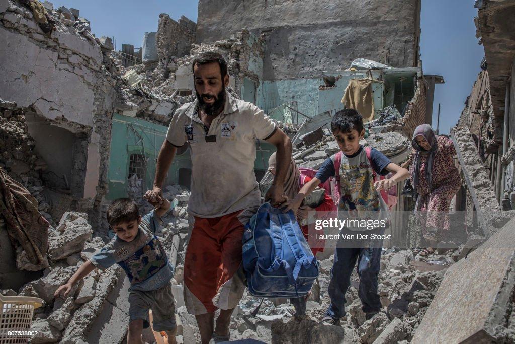 Girls in Mosul