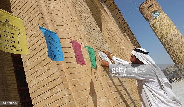 Iraqis Prepare For Ramadan In Baghdad