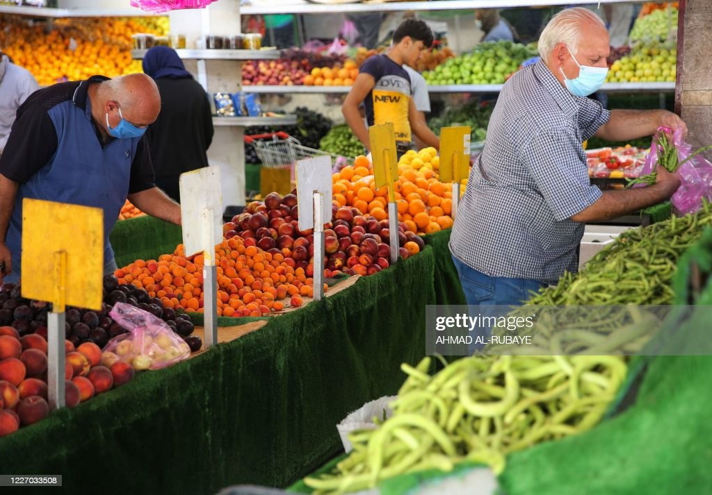IRAQ-HEALTH-VIRUS-AGRICULTURE : News Photo