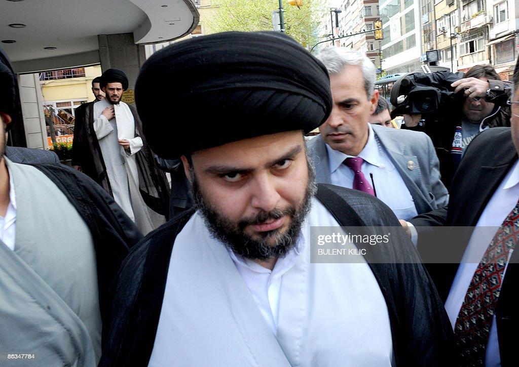 Moqtada al-Sadr Discusses Iraq's Future In Istanbul