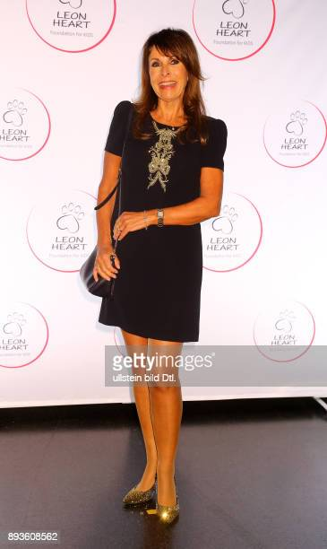 Ireen Sheer bei dem Charity Dinners der > Leon Heart Foundation < im China Club in Berlin
