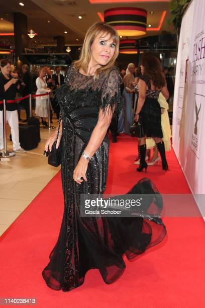 Ireen Sheer during the 7th Fashion Charity Dinner and the Best of Awards at Hotel Leonardo Royal on April 29 2019 in Munich Germany