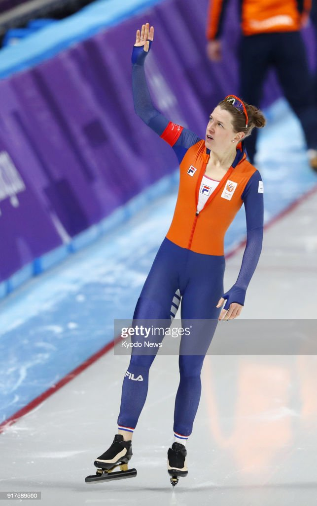 Image result for ireen wust olympics 2018