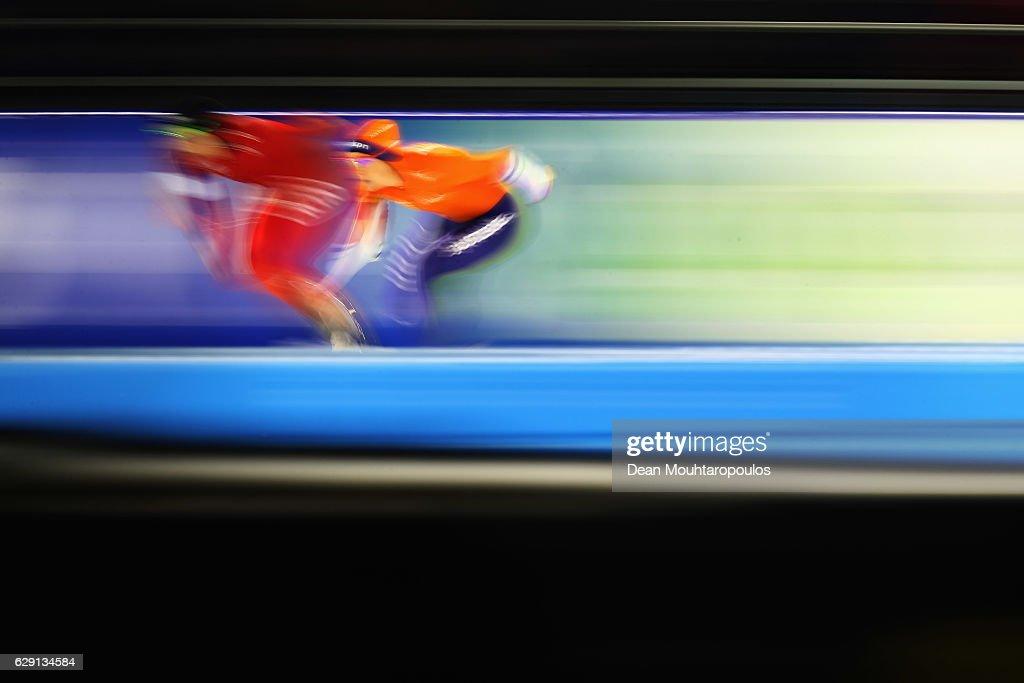 ISU World Cup Speed Skating - Heerenveen Day 3