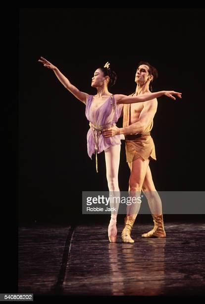Irek Mukhamedov and Miyako Yoshida in Diana and Actaeon