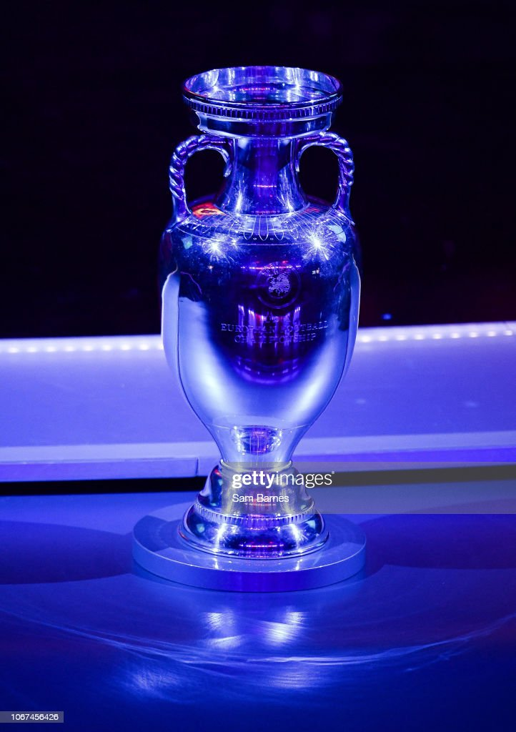 UEFA EURO2020 Qualifying Draw : News Photo