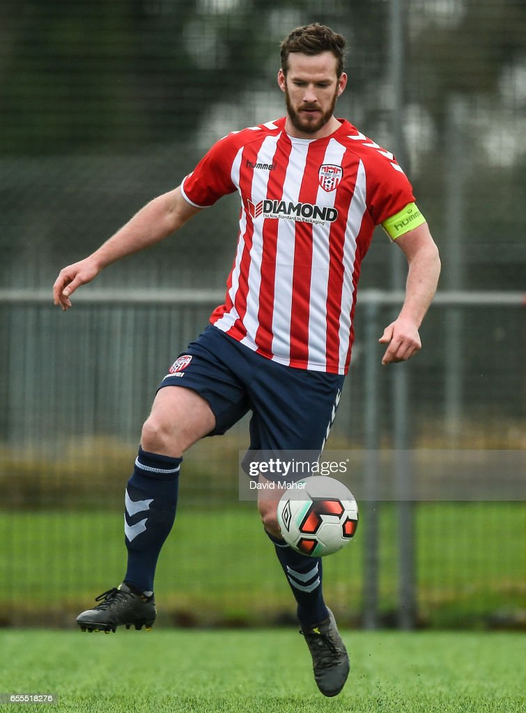 Ryan McBride, Derry City Captain