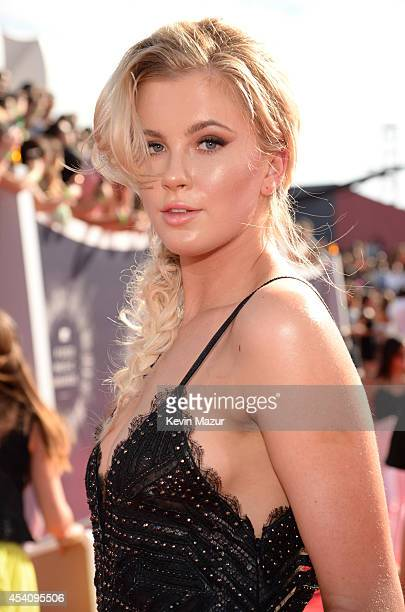 Ireland Baldwin attends the 2014 MTV Video Music Awards at The Forum on August 24 2014 in Inglewood California