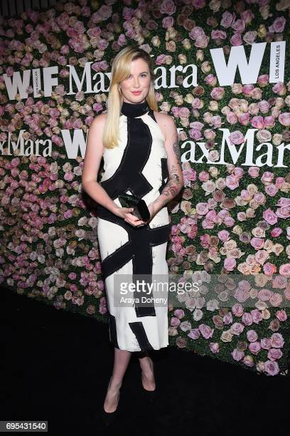 Ireland Baldwin attends the Max Mara Celebrates Zoey Deutch As The 2017 Women In Film Max Mara Face Of The Future Award Recipient event at Chateau...