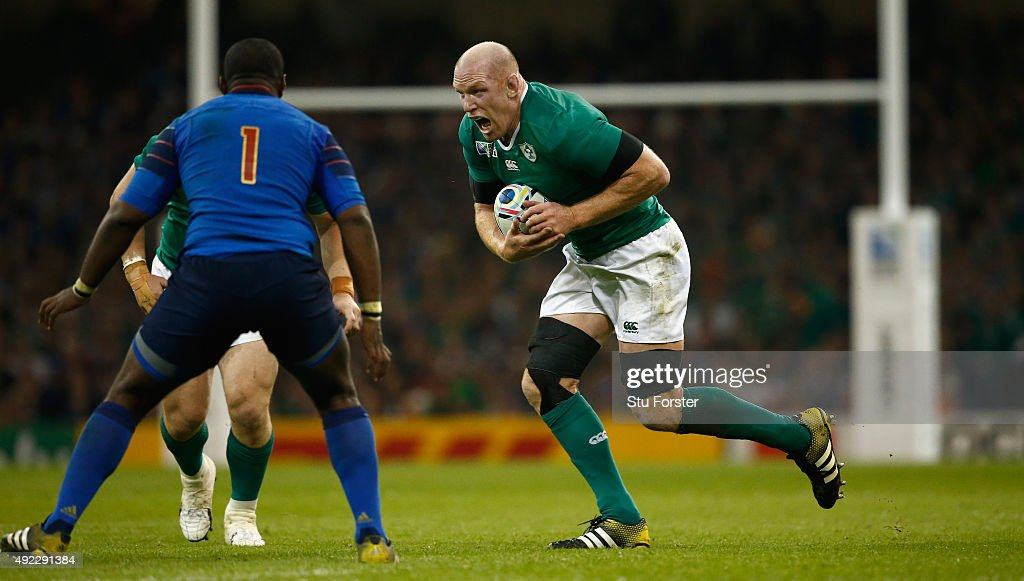 France v Ireland - Group D: Rugby World Cup 2015 : News Photo