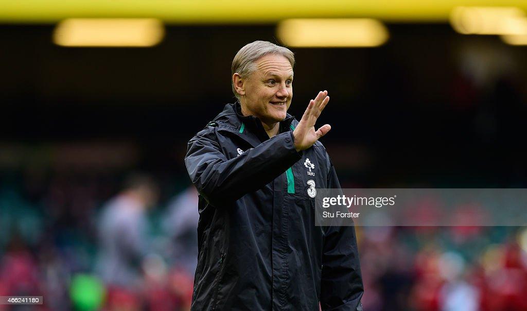 Wales v Ireland - RBS Six Nations : News Photo