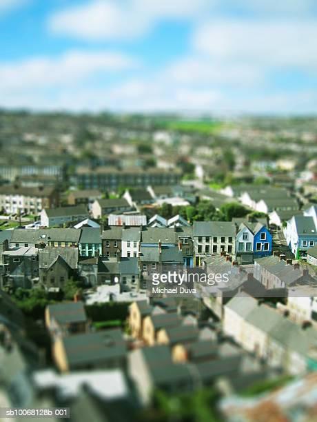 Ireland, Cork, aerial view