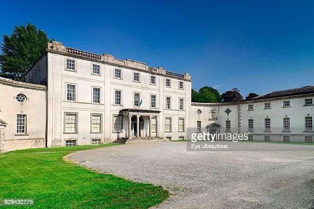 Ireland County Roscommon Strokestown Strokestown Park House