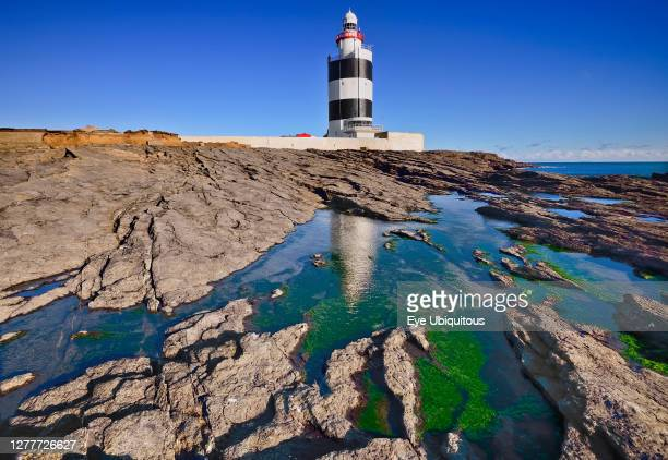 Ireland County Wexford Hook Head Lighthouse which is one of the world's oldest lighthouses