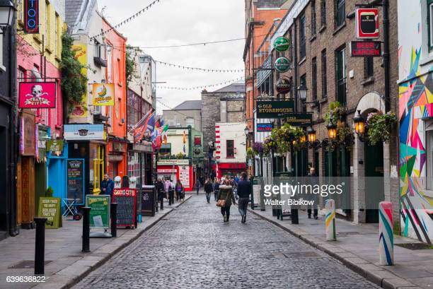 ireland, dublin, exterior - dublin stock pictures, royalty-free photos & images