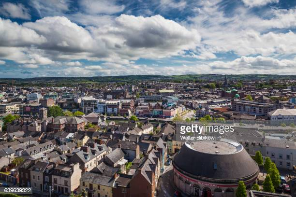 ireland, dublin, exterior - cork city stock pictures, royalty-free photos & images