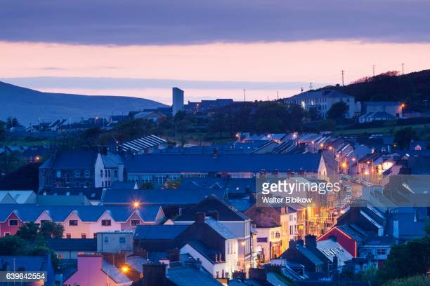 ireland, dublin, exterior - town stock pictures, royalty-free photos & images