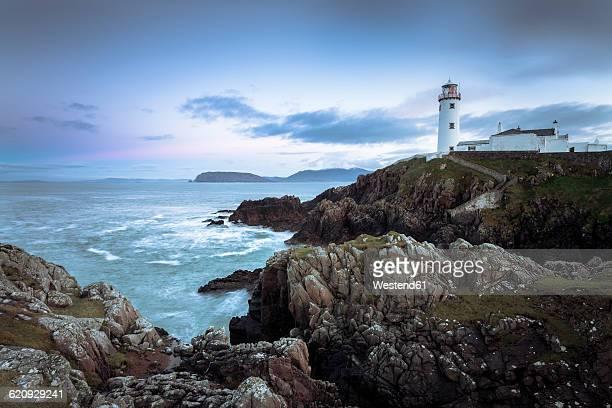 Ireland, Fanad Head, Lighthouse