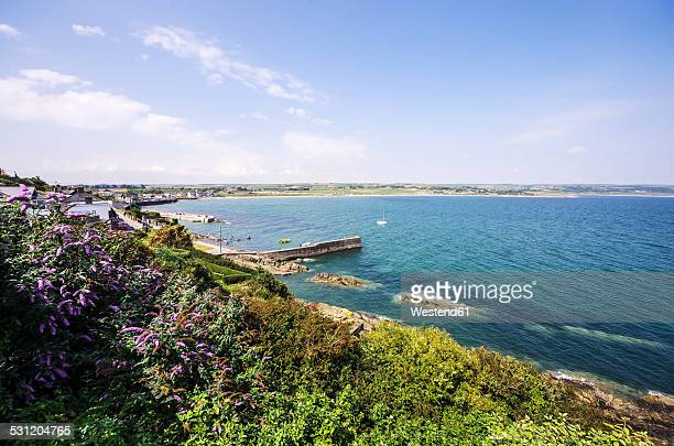 Ireland, Ring of Kerry, coast at Waterford