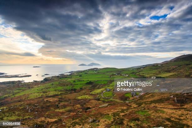 Ireland - Ring of Kerry seascape