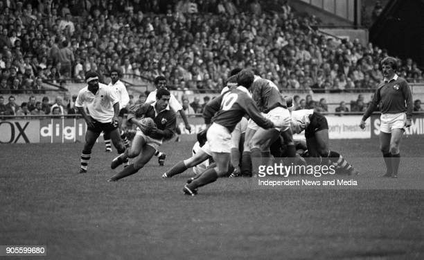 Ireland V Fiji at Lansdowne Road Dublin