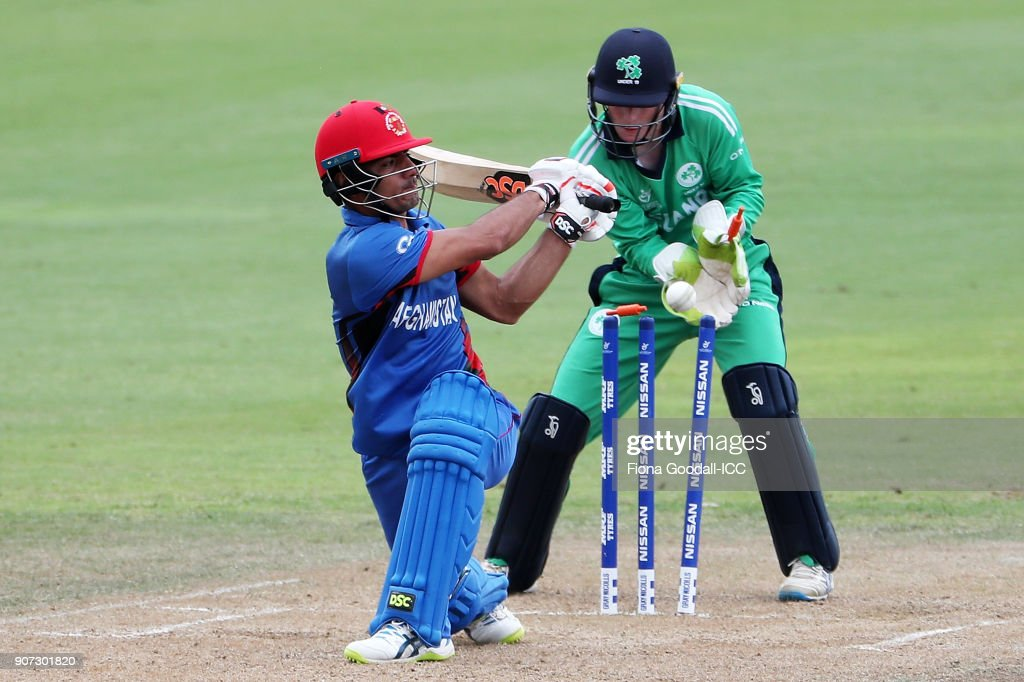 ICC U19 Cricket World Cup - Afghanistan v Ireland