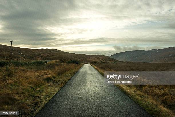 ireland, wild atlantic way, donegal, ireland - county donegal stock photos and pictures