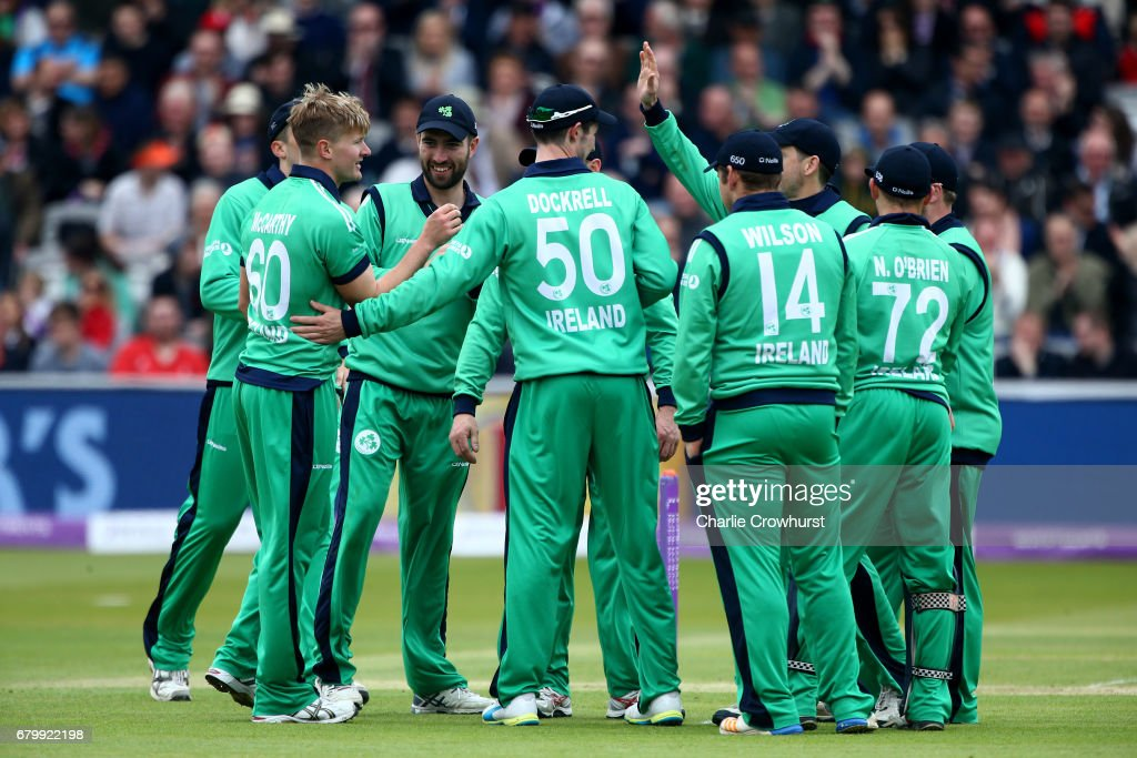 England v Ireland - Royal London ODI : News Photo