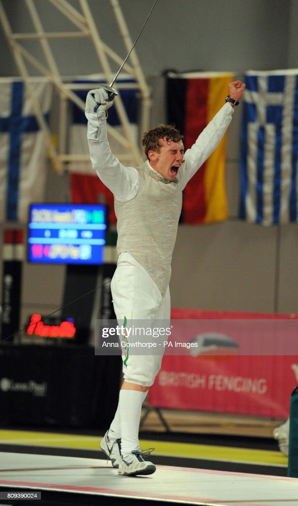 Fencing - European Fencing and European Wheelchair Fencing Championships - Day Two - English Institute of Sport : News Photo