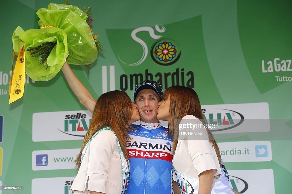 CYCLING-ITA-LOMBARDIA : News Photo
