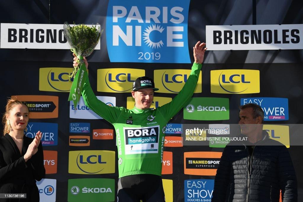 CYCLING-FRA-PARIS-NICE : News Photo