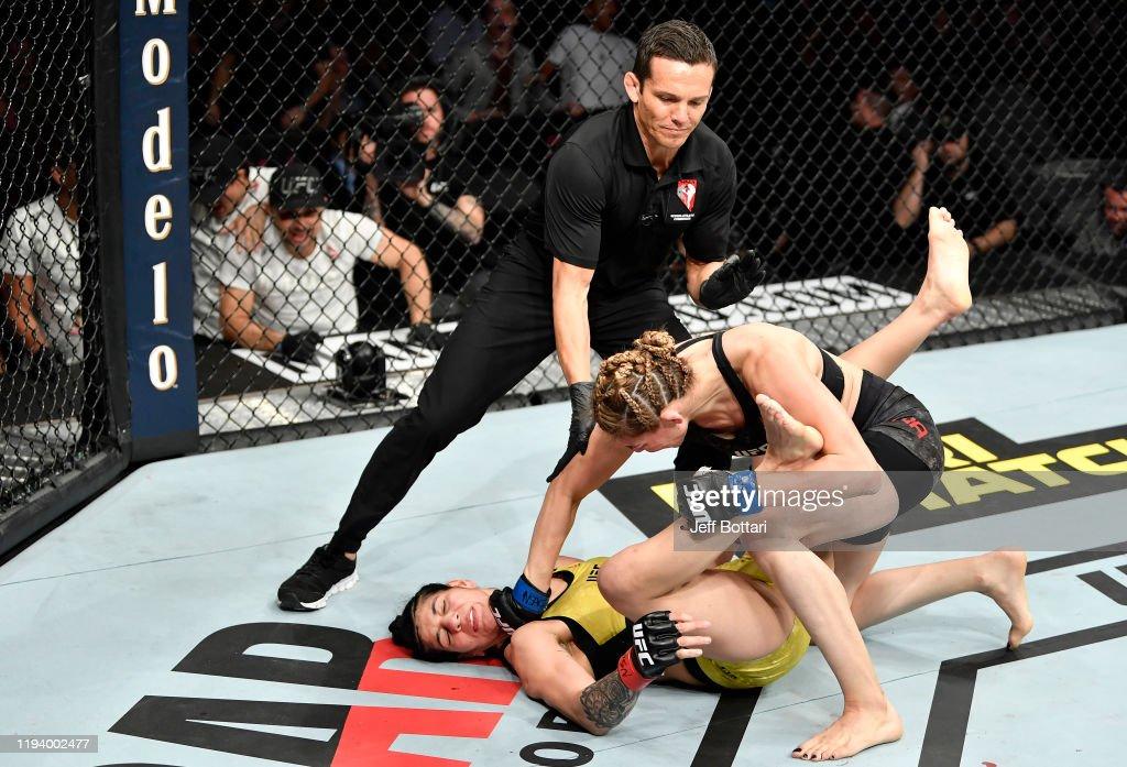 UFC 245: Vieira v Aldana : News Photo