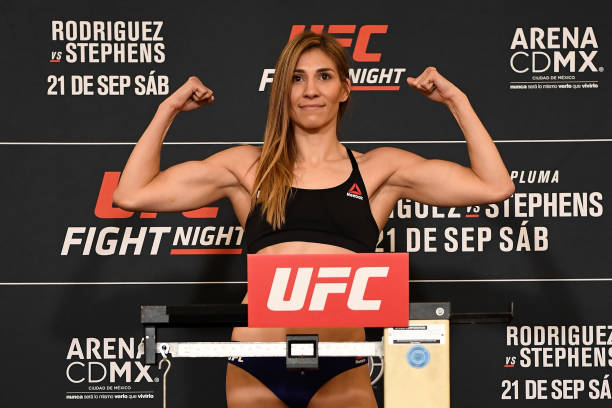 MEX: UFC Fight Night Rodriguez v Stephens: Weigh-Ins