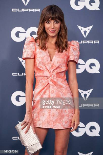 Irene Arcos attends GQ 25th anniversary party on July 09 2019 in Madrid Spain