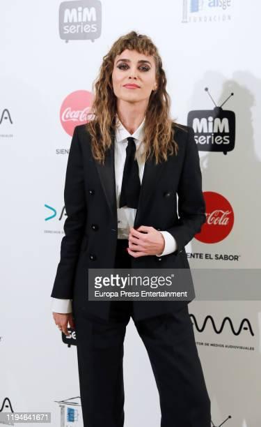 Irene Arcos attends 'MiM' awards 2019 at Hotel Puerta de America on December 17, 2019 in Madrid, Spain.