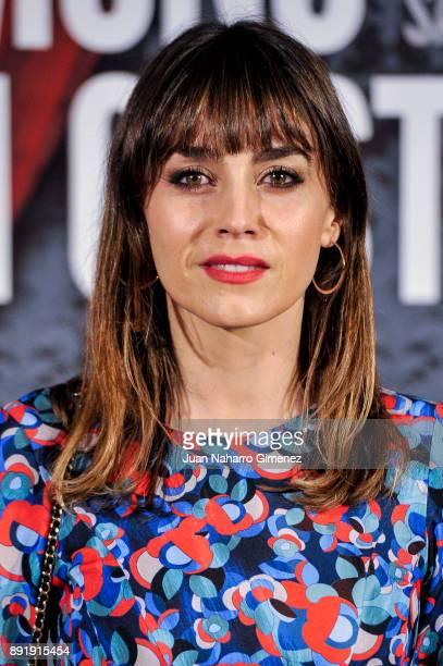 Irene Arcos attends 'Muchos Hijos Un Mono Y Un Castillo' premiere at Callao Cinema on December 13 2017 in Madrid Spain
