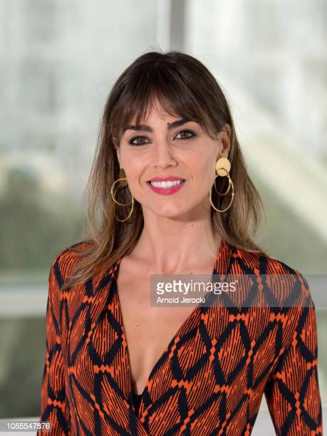 Irene Arcos attends the Pier photocall as part of the MIPCOM 2018 on October 16 2018 in Cannes France