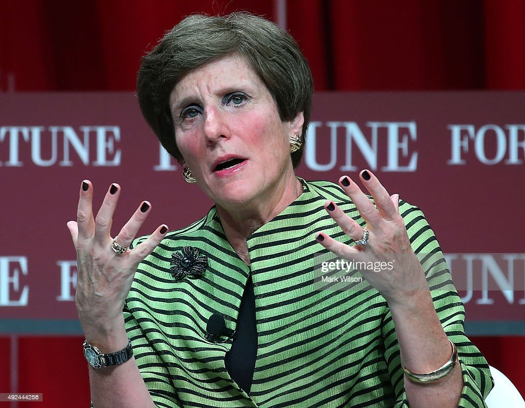 "Fortune Magazine Hosts ""The Most Powerful Women"" Summit In Washington : News Photo"