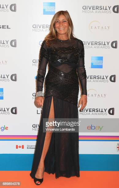Irene Bozzi attends Diversity Media Awards Charity Gala Dinner on May 29 2017 in Milan Italy