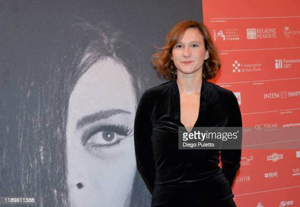 Irene Dionisio attends the Opening Ceremony for the 37th Torino Film Festival on November 22, 2019 in Turin, Italy.