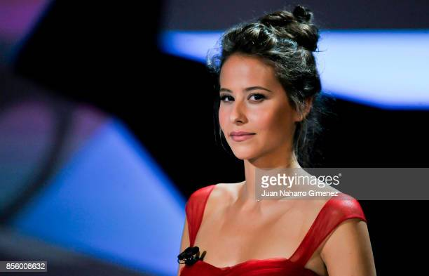 Irene Escolar during 65th San Sebastian Film Festival at Kursaal on September 30 2017 in San Sebastian Spain