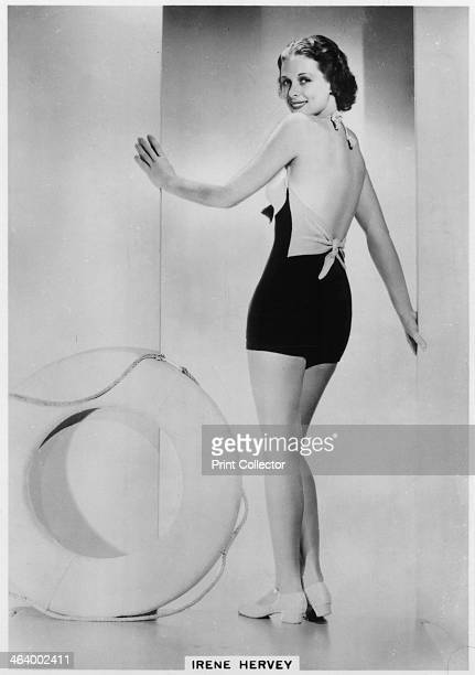 Irene Hervey American film actress c1938 Irene Hervey appeared in numerous films in the 1930s and 1940s From the 1950s onwards she switched...