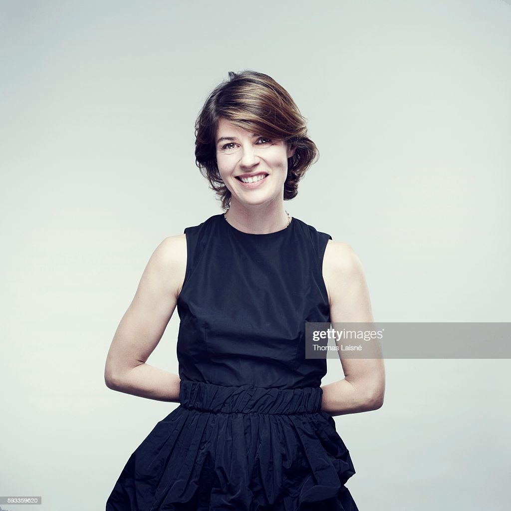 Irene Jacob is photographed for Self Assignment on February 14, 2011 in Paris, France.