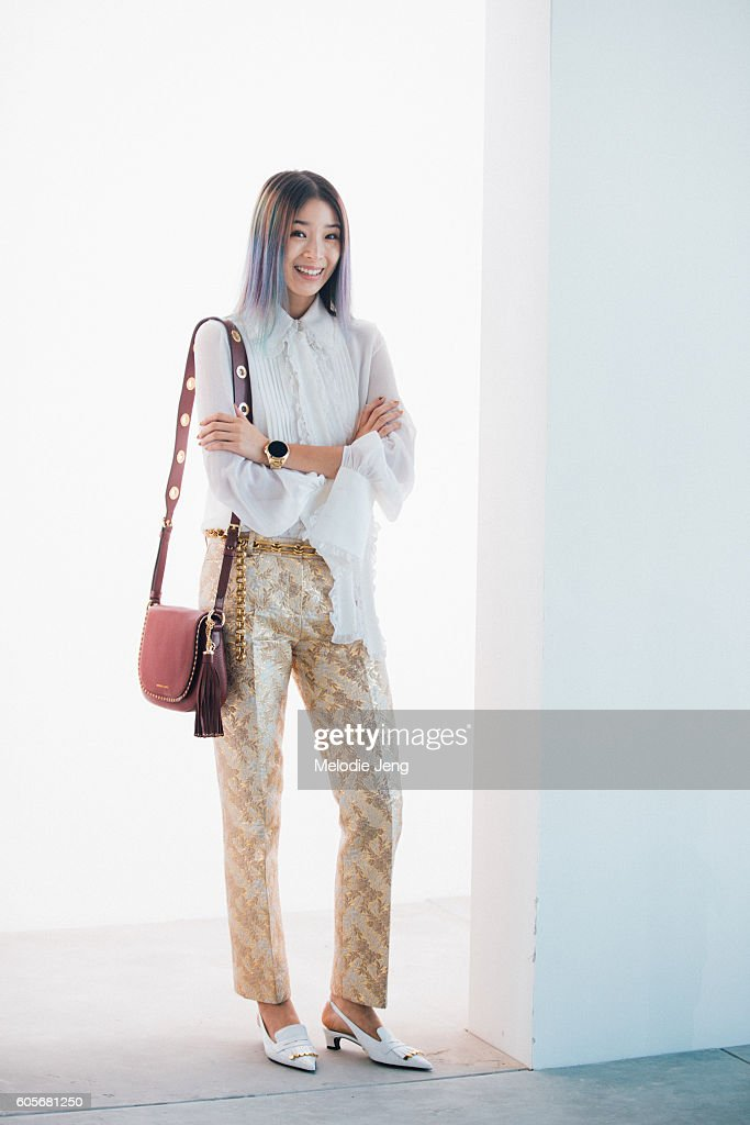 MICHAEL KORS COLLECTION Spring 2017 Runway Show, Asia Pacific Front Row Faces