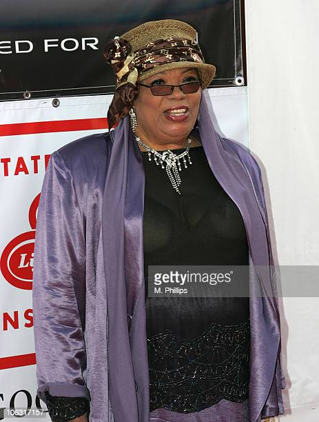 Irene Mama Stokes during 21st Annual Soul Train Music Awards Arrivals at Pasadena Civic Center in Pasadena California United States