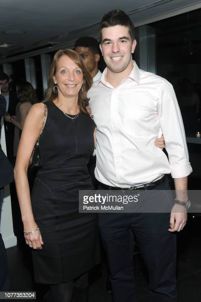 Irene McFarland and Billy McFarland attend The MAGNISES Launch Party at 107 Rivington St on March 1 2014 in New York City