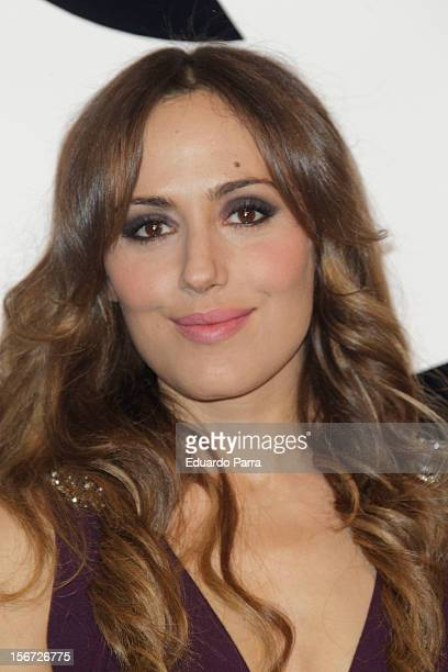 Irene Montala attends GQ Men of the year awards photocall at Palace hotel on November 19 2012 in Madrid Spain