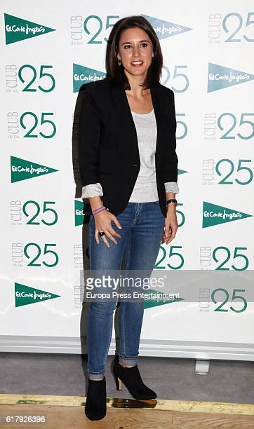 Irene Montero attend 'Club de las 25' Awards 2016 on October 24 2016 in Madrid Spain