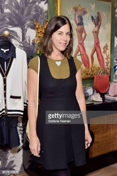 Irene Neuwirth attends Veronica Beard LA Store Opening on February 21 2018 in Los Angeles California