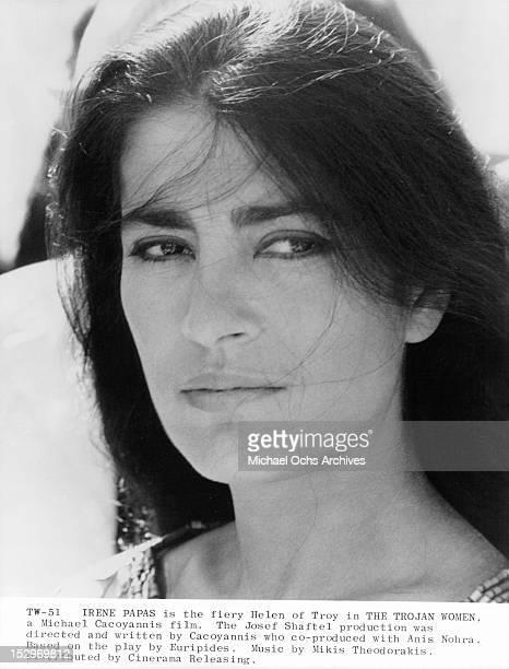 Irene Papas 1972